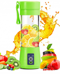 portable blender groen